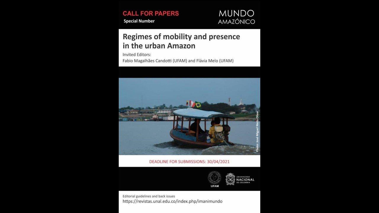 Revista Mundo Amazônico abre chamada para publicação de artigos em edição especial