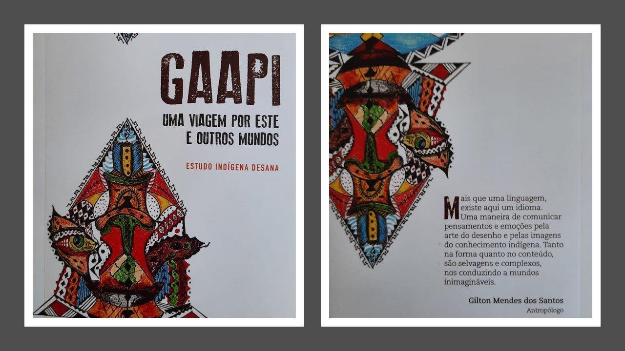 Publicação de novo livro por Antropólogo Indígena ligado ao NEAI